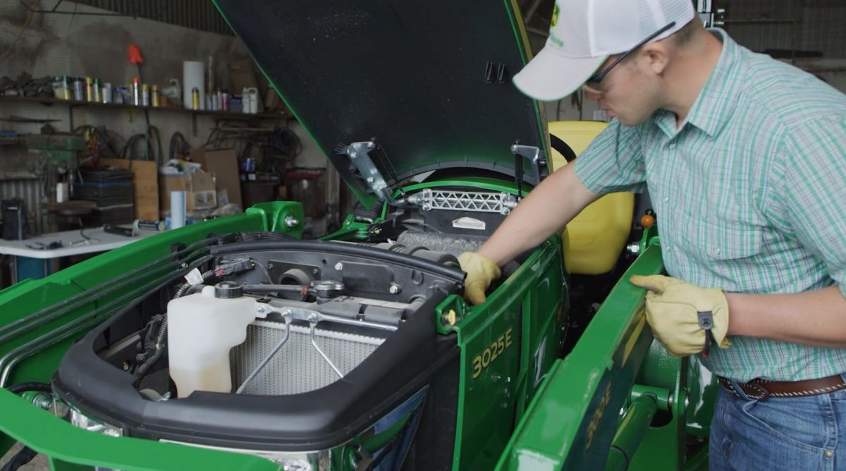 A new season of work is coming up. So here are some tips for taking your compact tractor out of storage and getting it ready for work.
