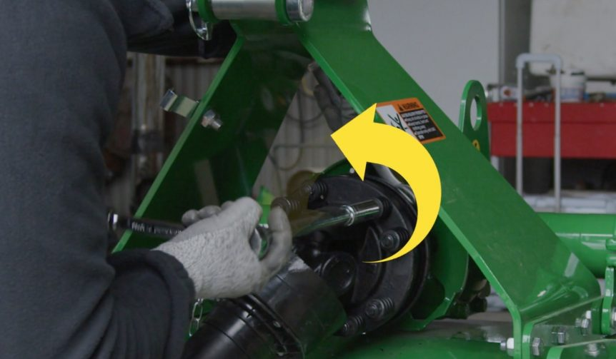 Learn why and how you should maintain a slip clutch you might have on a PTO-driven implement.